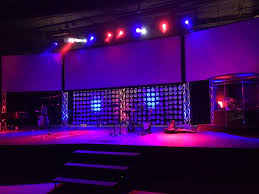 Stage Backdrops Paper Plate Stage Backdrop Weleadworship Com