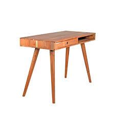 table bureau bois bureau bois niche et tiroir steady label51 drawer