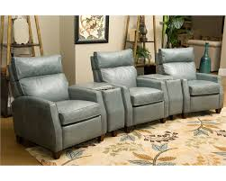 home theater seating sectional american made home theater seating leather recliners