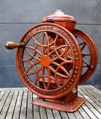 Enterprise Coffee Grinder Vintage Antique Coffee Grinder From The Swift Mill By Statusdog