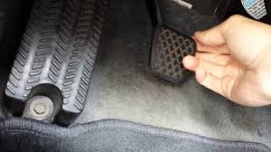 clutch pedal going to the floor and staying youtube