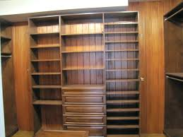 closets etc wood007 16 closet maple wall units for hanging with
