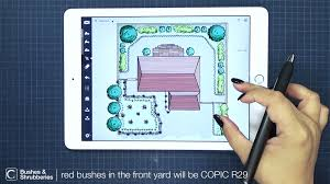 backyard design app landscaping and garden software apps pro