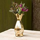 Gold Tall Vases Amazon Com Gold Vases Home Décor Home U0026 Kitchen
