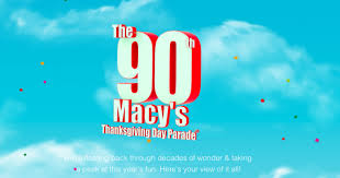 macy s thanksgiving day parade 2016 live route map nbc