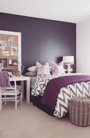 Bedroom Ideas Purple And Cream Best 25 Purple Accent Walls Ideas On Pinterest Purple Bedroom