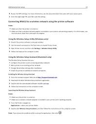 Best Type Of Resume by Manual Impresora Lexmark Ms415