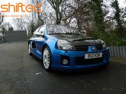 renault clio v6 modified shifted kevin u0027s clio v6