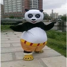 Panda Bear Halloween Costumes Discount Halloween Costumes Kung Fu Panda 2017 Halloween