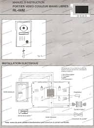 Interphone Video Blyss by Awesome Visiophone Extel Notice Ideas Transformatorio Us