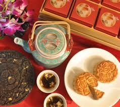 delicate mooncakes for thanksgiving celebration food
