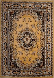 Large Area Rug Traditional Medallion Style 8x11 Large Area Rug Actual 7