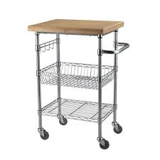 Home Depot Cart by Sandusky 5 Cu Ft 24 In W Utility Cart Cw4824 The Home Depot