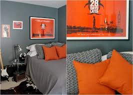 deco chambre orange stunning deco chambre orange et gris photos design trends 2017