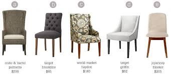 Brookline Tufted Dining Chair You Can T Sit In Two Chairs With One Sugarbean Bower Power