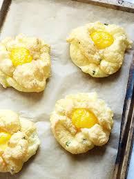 cloud eggs u2014 pink blonde baking