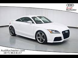 audi dealership rochester ny used 2013 audi tt rs for sale rochester ny