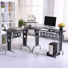 Black Corner Desk With Drawers Desk Wood Desk With Drawers Black Corner Desk With Drawers