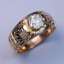 men vintage rings images Mens antique diamond rings wedding promise diamond engagement jpg