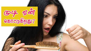 Reasons For Sudden Hair Loss Hair Fall Control In Tamil Mudi Kottuthu ம ட