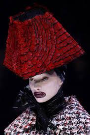 alexander mcqueen u0027s darkly beautiful show in paris ii