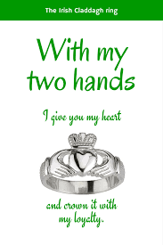 claddagh ring meaning claddagh meaning as we saw it