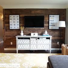 Ideas For Living Room Wall Decor 20 Diy Pallet Wall