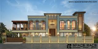 Home Interior Design Jalandhar by Nostalgic Luxury Exterior Elevation House Architecture
