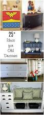 Update A Dresser Repurposed Furniture Old Dresser Ideas And Makeovers My