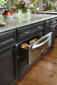 kitchen charming drawer cabinet island with small built in oven