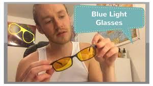 blue light glasses review product review spektrum elite blue light blocking glasses youtube