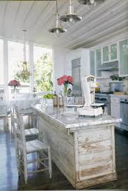 unique white country style kitchens kitchen ideas french curtain