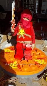 Lego Ninjago Halloween Costumes Coolest Ninjago Costume Costumes Ninjago Party Halloween
