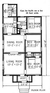 Small English Cottage Plans Sears Riverside English Cottage Style 1930s Kit Homes Small