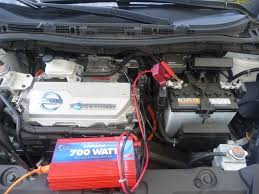 nissan leaf battery upgrade need assistance leaf used for aquarium home backup power my