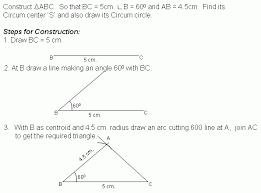 construction 2 circumcircle middle high algebra