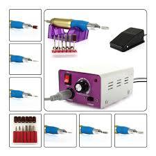 coastacloud electric nail drill machine pedicure file acrylic kit