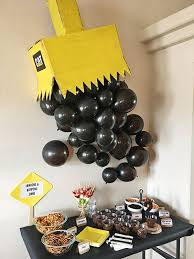 construction party ideas 21 construction birthday party ideas pretty my party