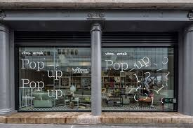 Pod Garage by Vitra Opens A New Pop Up Shop And Garage Office New York Trendland