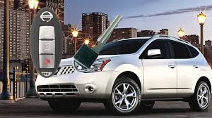 2013 nissan rogue nissan intelligent key youtube