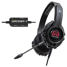 Desk Mic For Gaming by Syba Og Aud63082 Gamestergear Cruiser Xb200 I Gaming Headset For