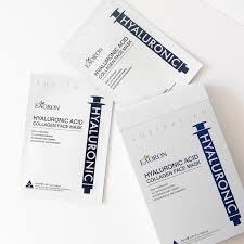 Collagen Mask eaoron hyaluronic acid collagen hydrating mask 5pc ora shop