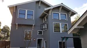 Exterior Paint For Homes - love gray homes this exterior painting project in piedmont ca
