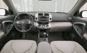 toyota rav4 v6 towing capacity toyota rav4 limited 4wd v 6 road test car and driver