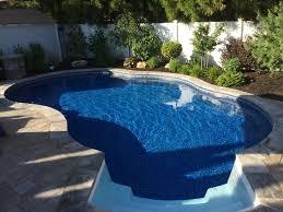 Inground Pool Kits Clearance 16x28 Radiant Freeform In Ground Pool Radiant Pools 2014