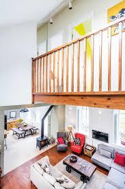Mezzanine Floors Planning Permission Eclectic Chapel Conversion Homebuilding U0026 Renovating
