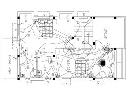 electrical drafting service in india microdra
