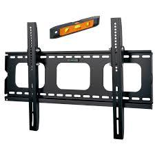 heavy duty speaker wall mounts heavy duty 32 60in plasma tv led lcd bracket wall mount black