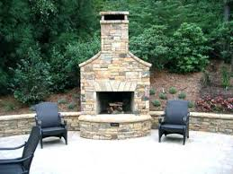 Stone Fireplace Kits Outdoor - outdoor fireplace kits prices u2013 mmvote