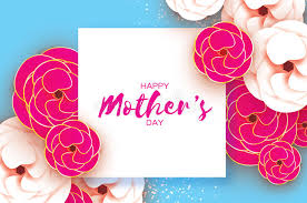 s day greeting cards mothers day greeting card women s day paper cut pink gold flower